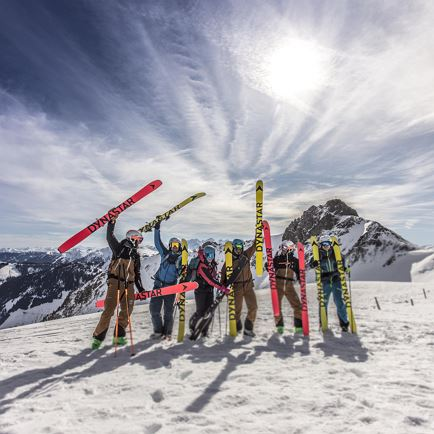 ABGESAGT: Hunt your line -Touring Camp - Join the Dynastar family in Fieberbrunn